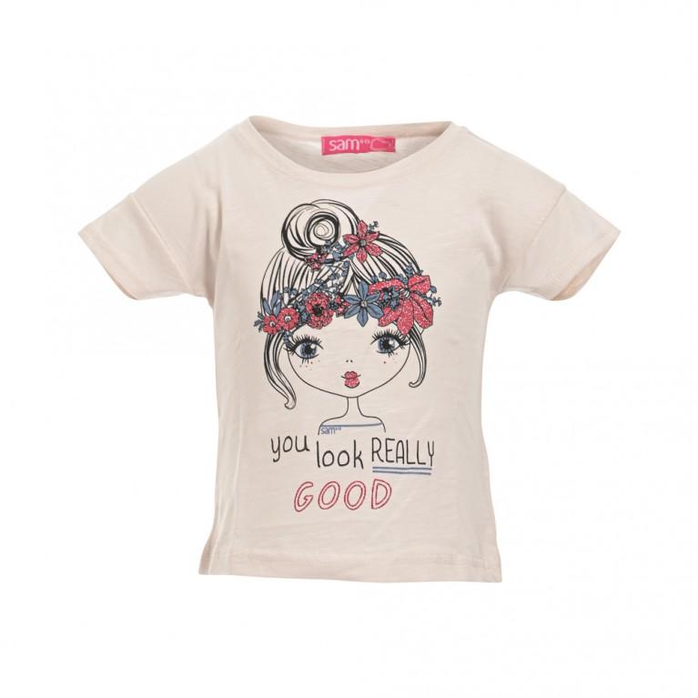 Μπλούζα για Κορίτσι 2-6 Ετών