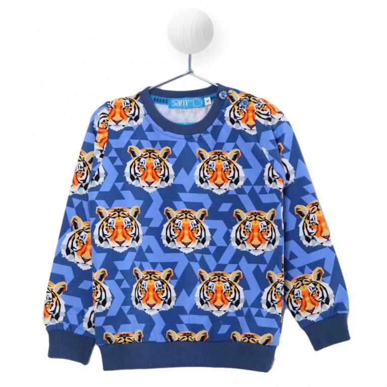 Μπλε Μπλούζα Για Αγόρι 2-6 Ετών