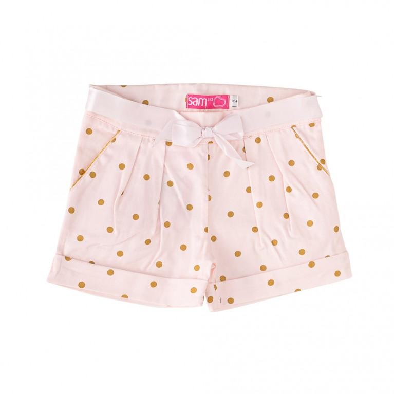 Παντελόνι Κοντό για κορίτσι 2-6 ετών