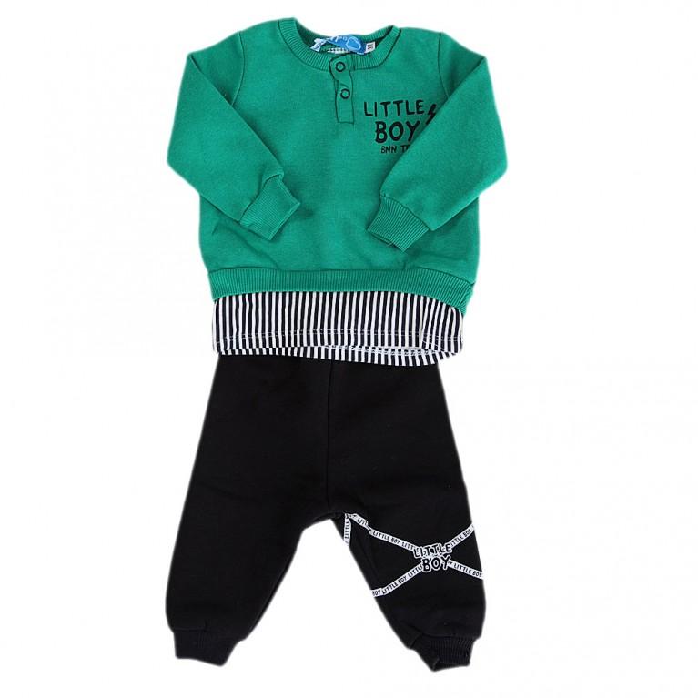 Πράσινη Φόρμα για Αγόρι Βρεφικό