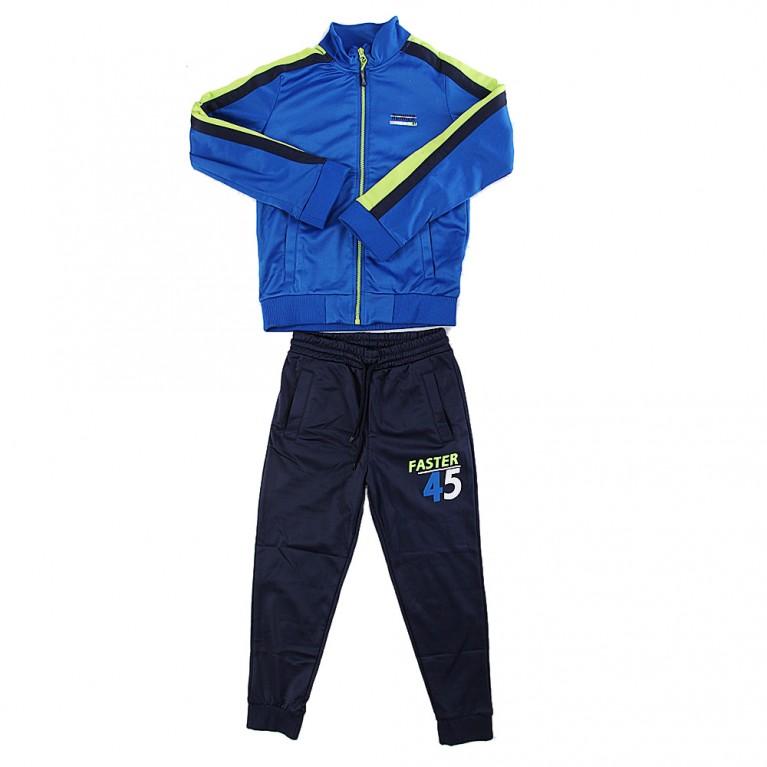 Μπλε Φόρμα για Αγόρι 7-14 Eτών