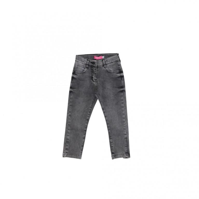 Μαύρο Παντελόνι για Κορίτσι 2-6 Ετών