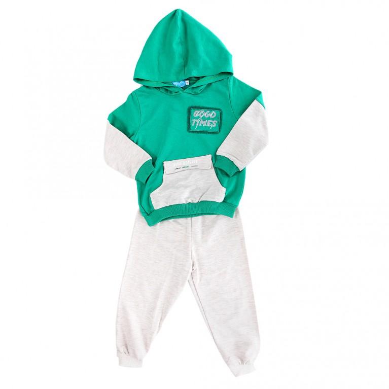 Πράσινη Φόρμα για Αγόρι 2-6 Ετών