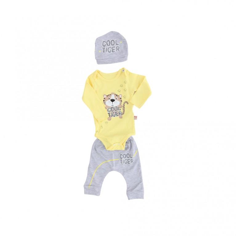 Κίτρινο Σετ για Αγόρι Βρεφικό